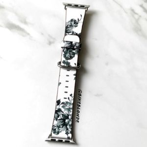 Accessories - NEW Vintage Floral Flower Band For Apple Watch